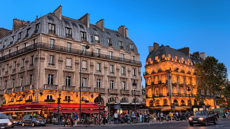 Paris real estate │© skeeze / Pixabay
