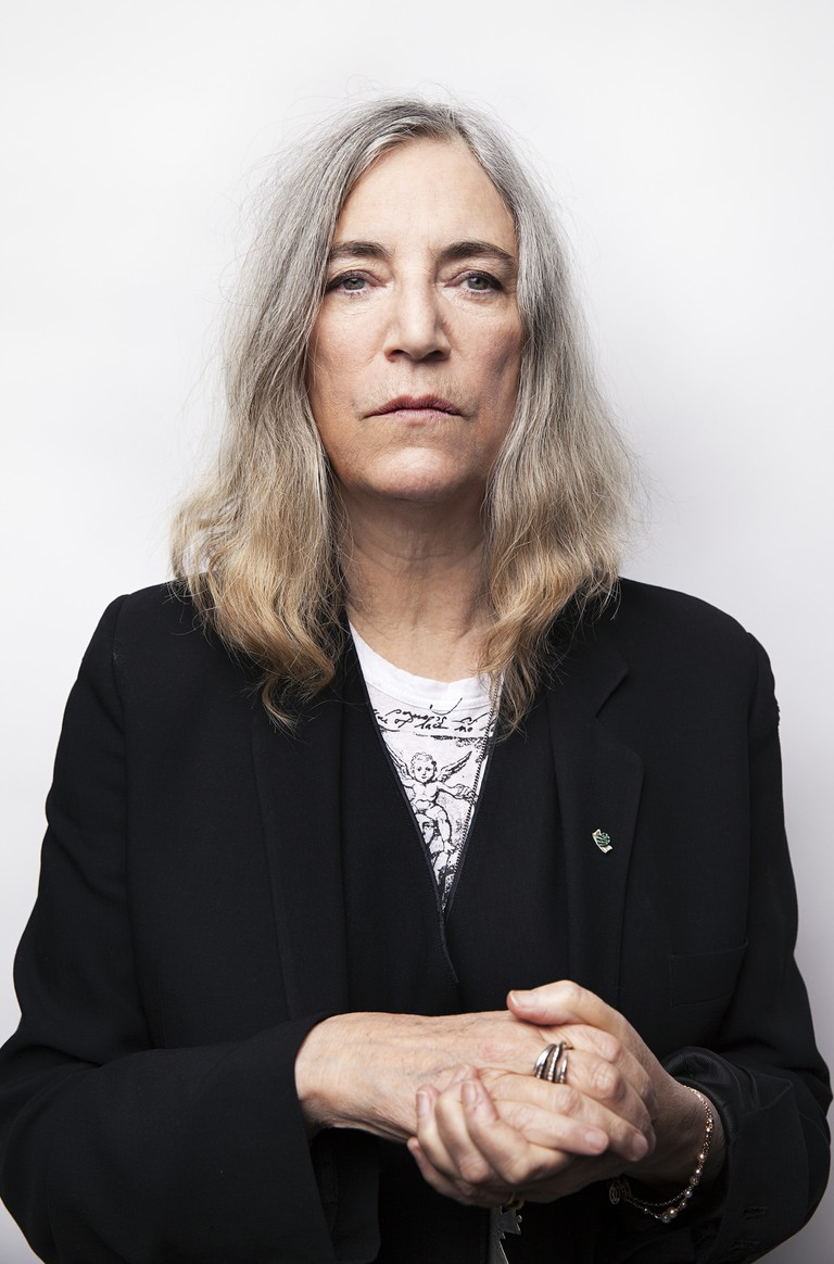 Patti Smith, 2014