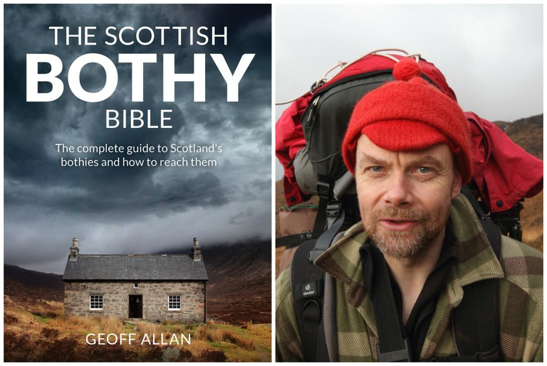 The Bothy Bible // Author Geoff Allan | Courtesy Of Wild Things Publishing