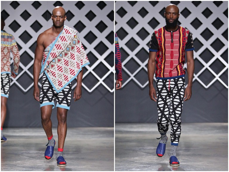 MaXhosa by Laduma, 2015 SA Menswear Week SS16