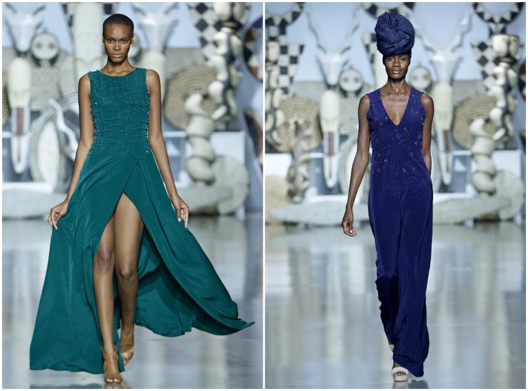 Mille Collines, 2016 Mercedes-Benz Fashion Week Joburg
