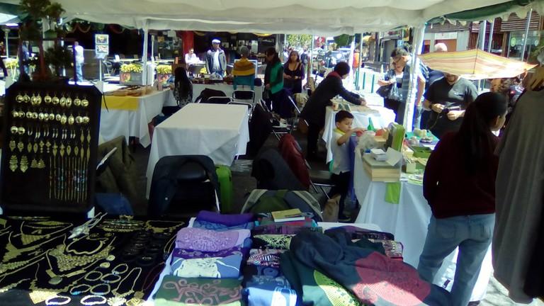 The Plaza Foch Market