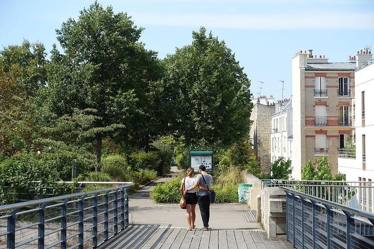 Promenade Planté │© Guilhem Vellut / Wikimedia Commons