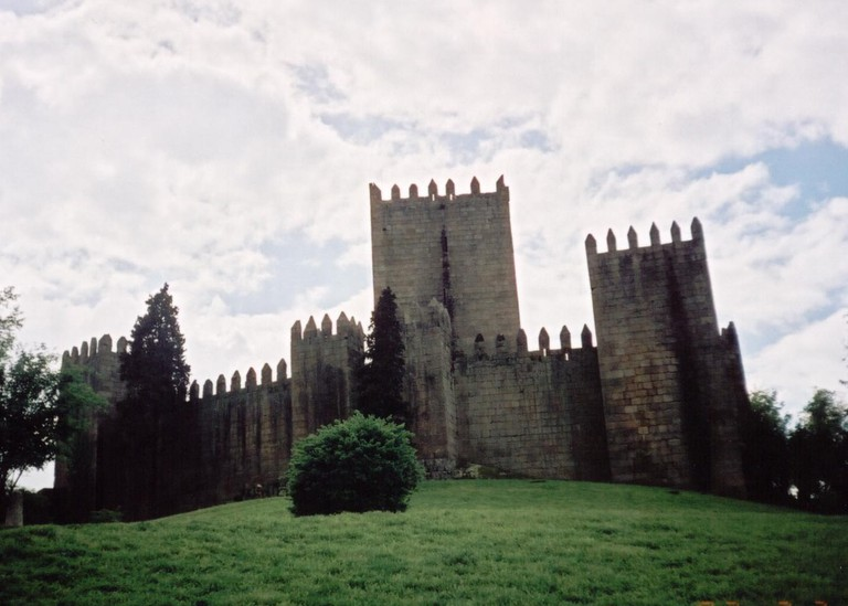 Guimarães, where it is thought Gil Vicente was born