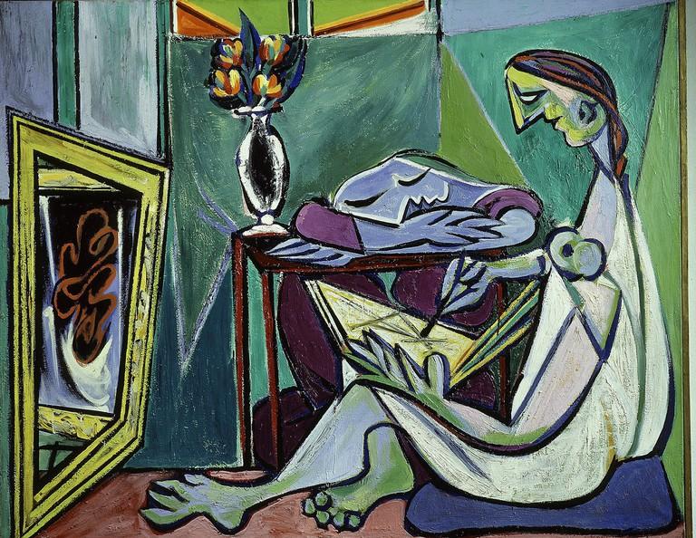 La Muse 1935 (Pablo Picasso)1970