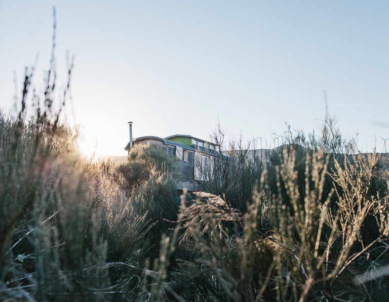 Matavenero is a three hour walk from the nearest village