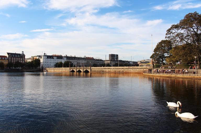 Nørrebro Lakes, Søerne copenhagen