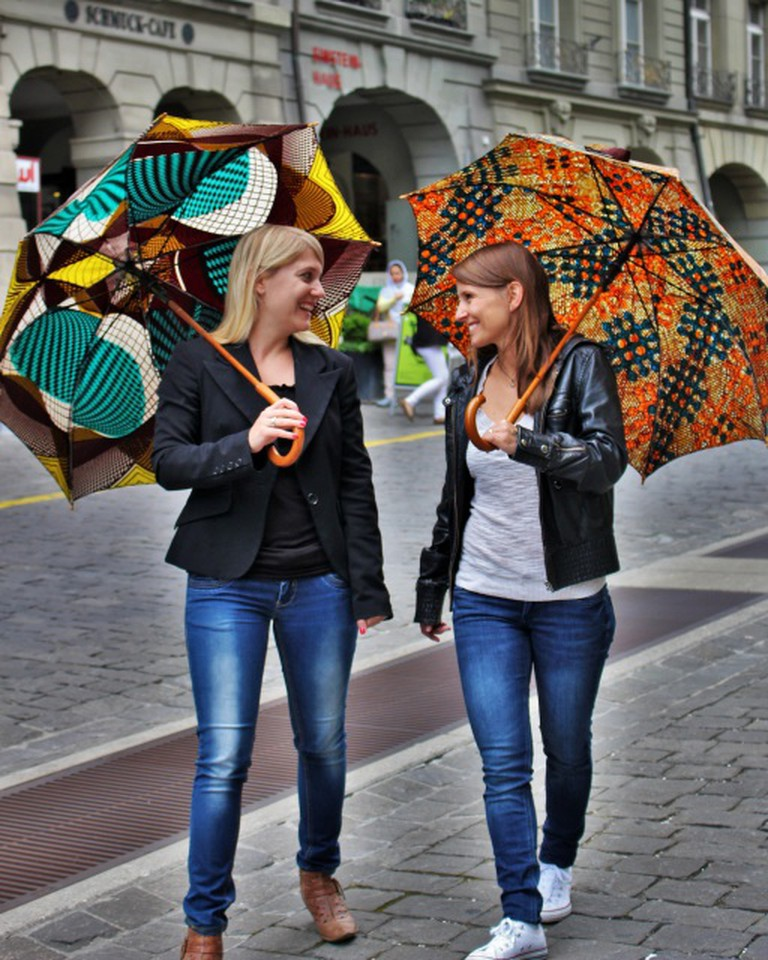 TengeVuli Umbrellas - Photo Courtesy of TengeVuli