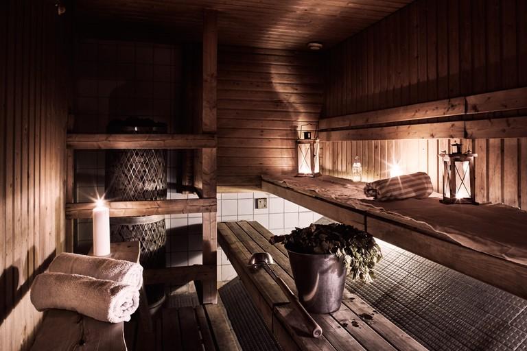 Olli Orenius/ Courtesy of Sauna Hermanni