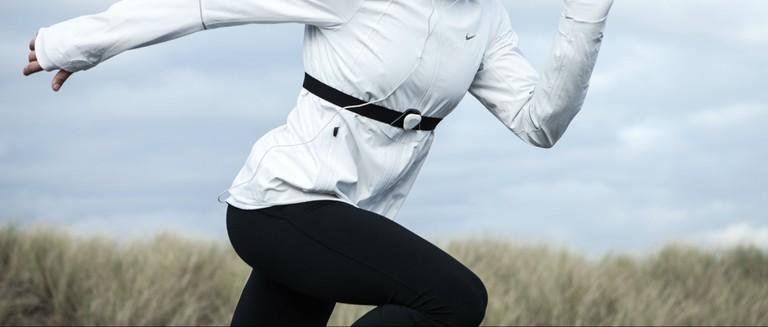 SHFT IQ tracks your running form