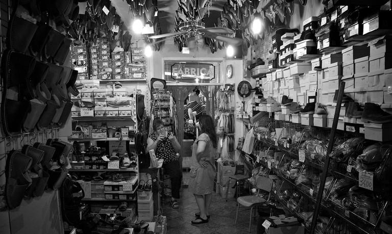 Artisanal shoe factory (Sóller)