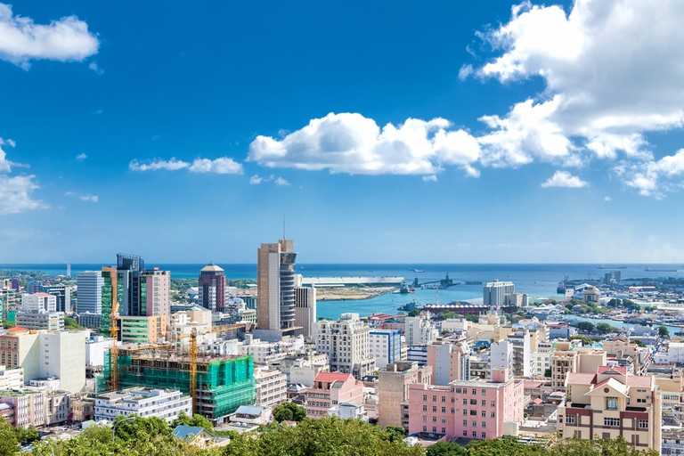 Port Louis | © Shutterstock