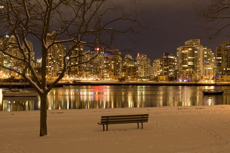 Glowing Winter Wonderland