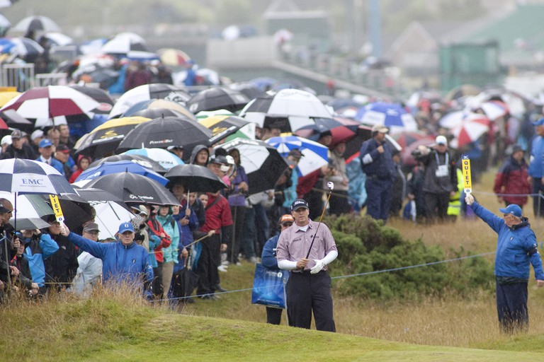 The Open Championship played on The Royal and Ancient Old Course | © Mitch Gunn / Shutterstock