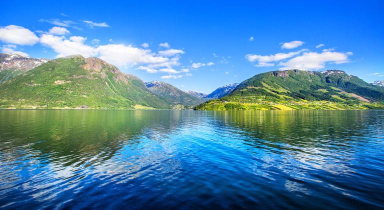 Hardanger fjords