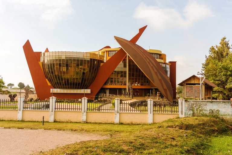 Art Gallery which is part of the Cultural Heritage Center ©Mark52 / Shutterstock