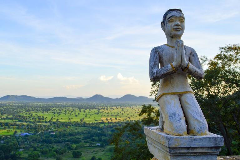Phnom Sampeou   © Sophie Lenoir/ Shutterstock