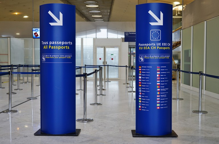 Passpot control could change for UK nationals