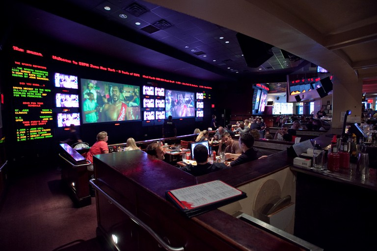 ESPN Zone in New York