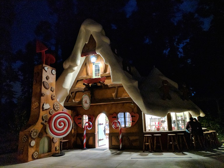 Santa's Village, Lake Arrowhead