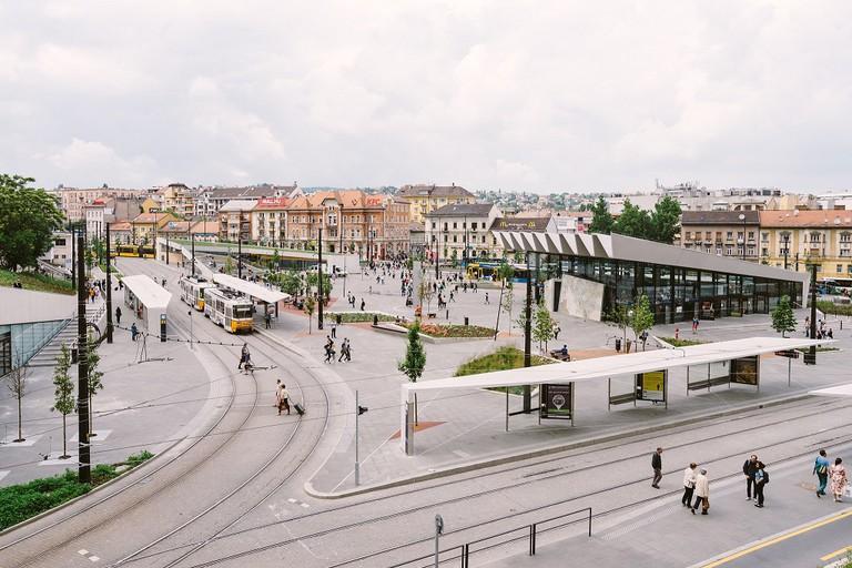 Szell Kalman Ter Budapest