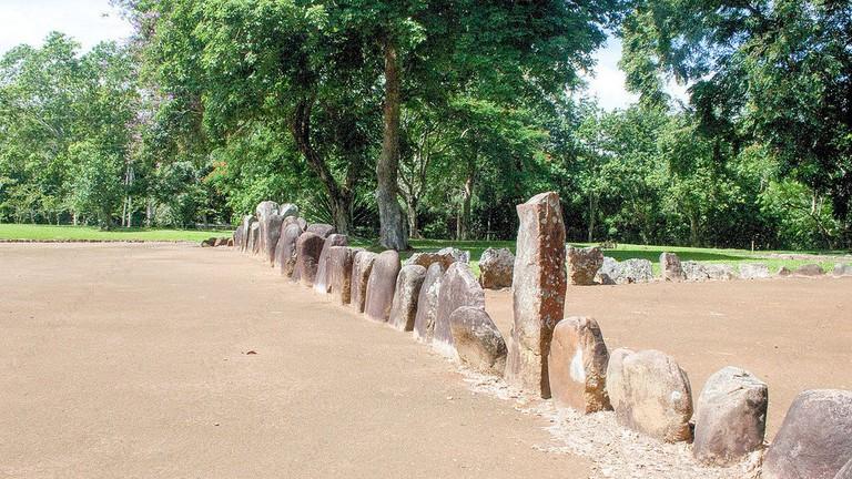Taíno ground