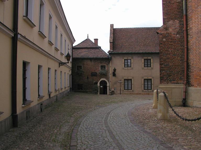 MUZEUM DIECEZJALNE W TARNOWIE, fot. M. Klag (MIK, 1999)