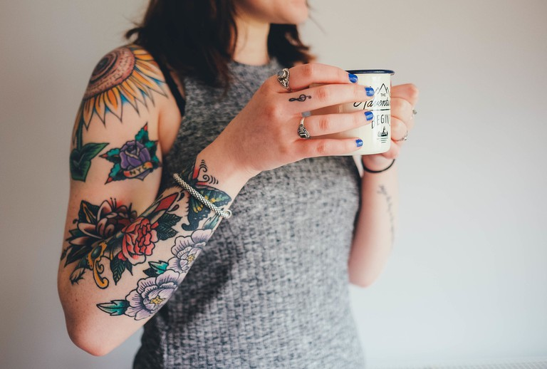 Tattoos | © Pexels