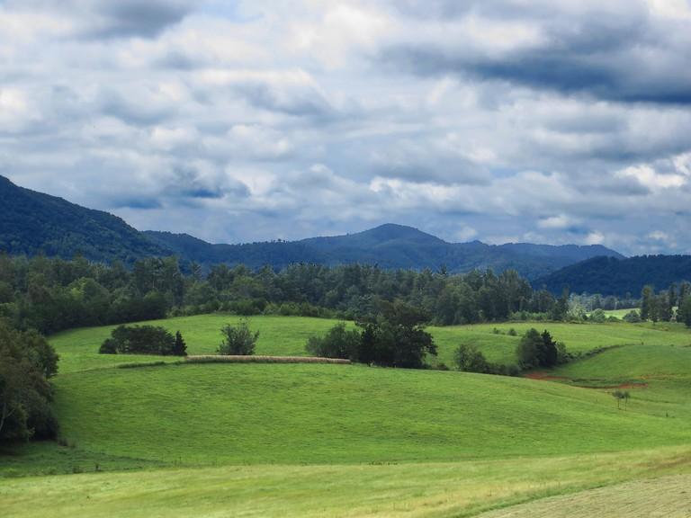Rolling hills in Tennessee | © Bill Showalter / Flickr