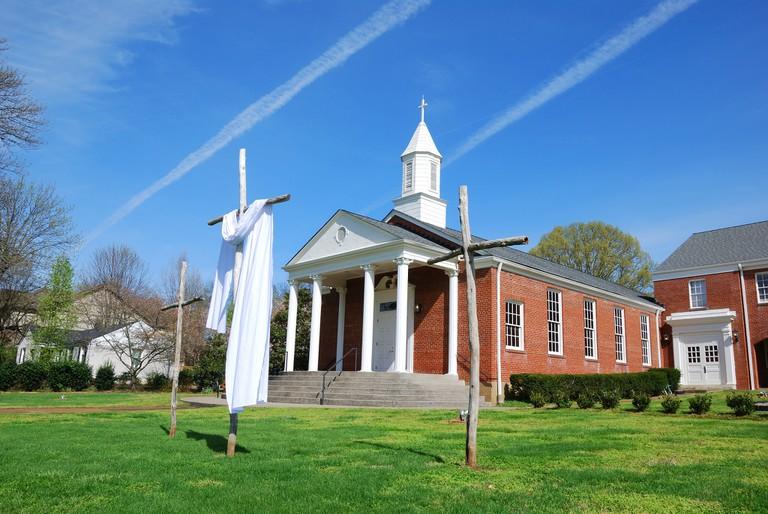Glendale United Methodist Church in Tennessee | © Glendale United Methodist Church / Flickr