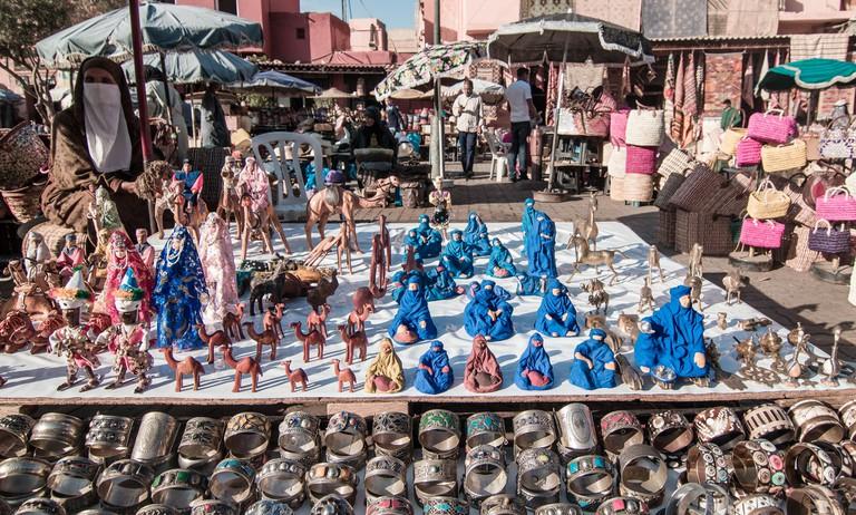 Vendor, Marrakesh