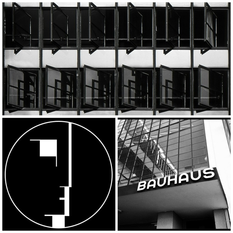 Dessau: Bauhaus Windows