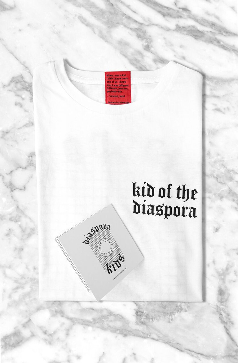 @ Kids of the Diaspora