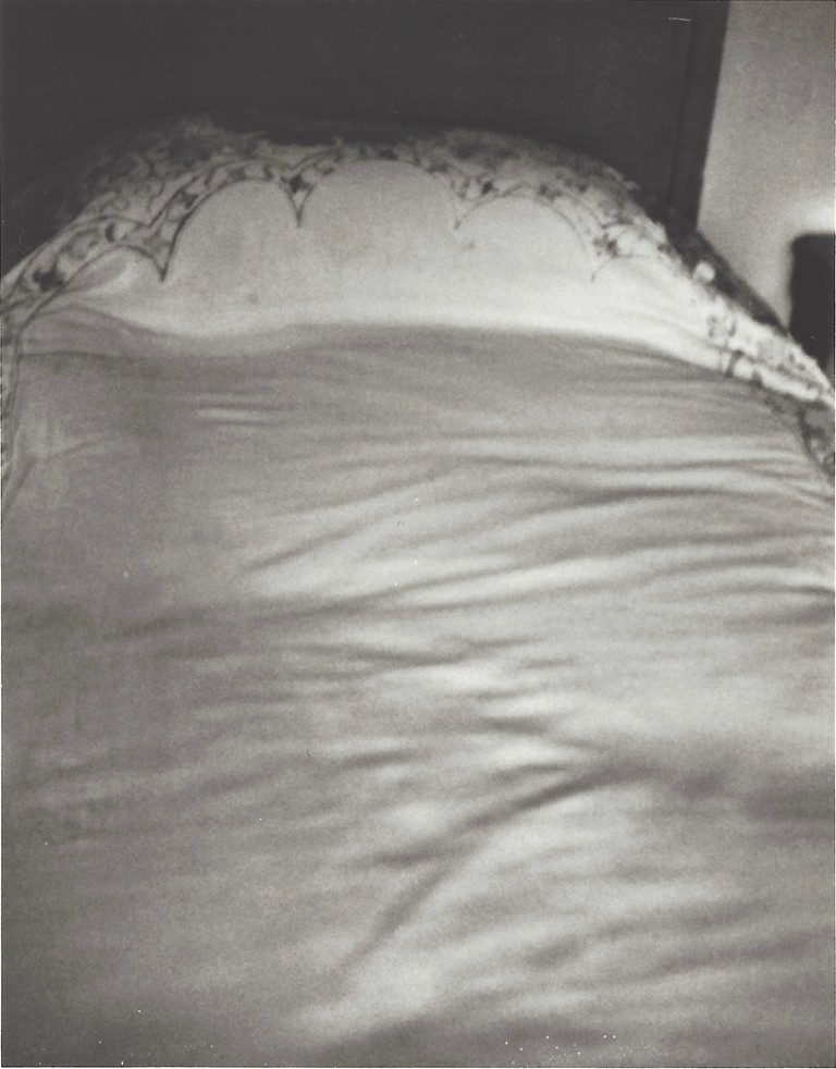 Patti Smith, Vanessa Bell's Bed, 2003