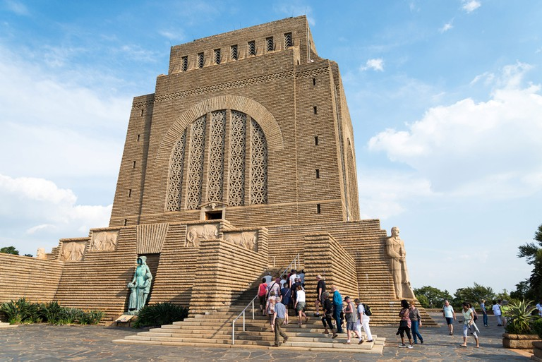 The Monument was designed by architect Gerard Moerdijk