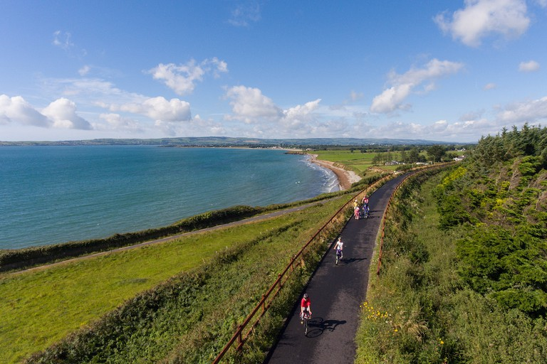 The Waterford Greenway | © Patrick Browne