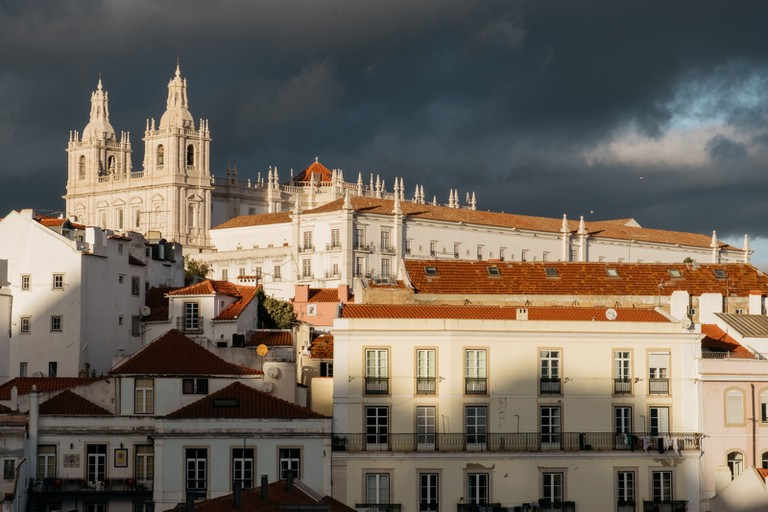 WATSON - LISBON, PORTUGAL - VIEW FROM PORTAS DO SOL