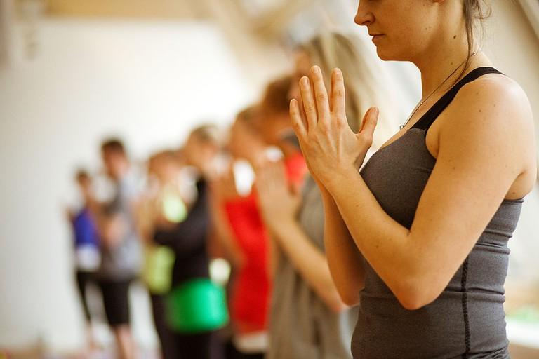Yoga in Malmö