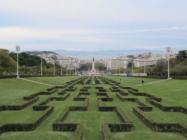 Parque Eduardo VII will host events on April 25