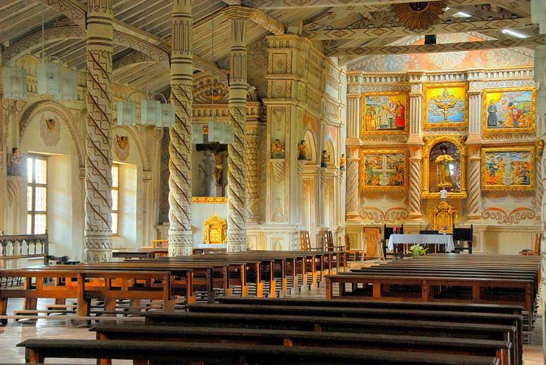 Jesuit Church in San Javier