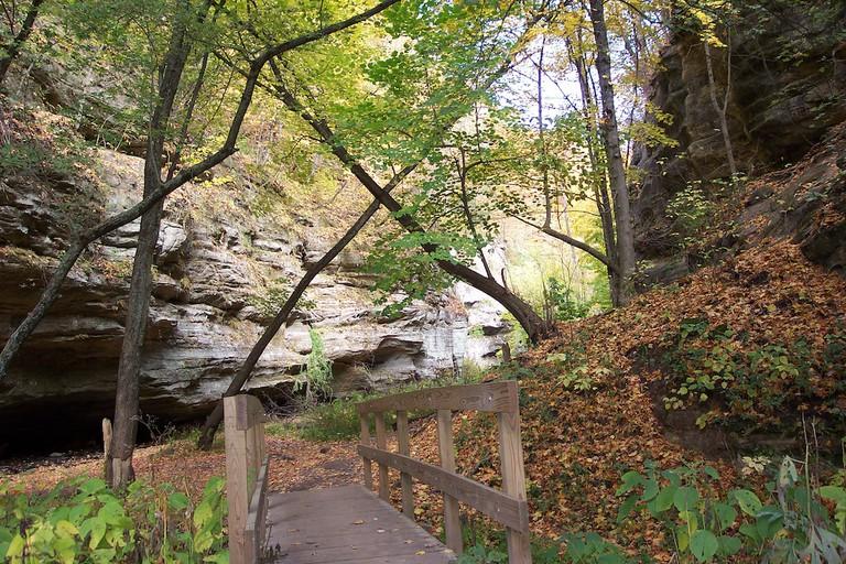 Matthiessen State Park | © Curtis Abert/Flickr