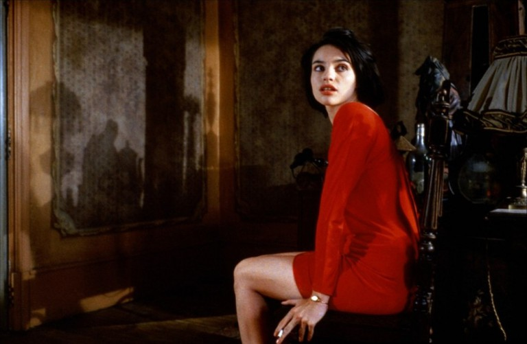 Beatrice Dalle as the volatile and passionate Betty