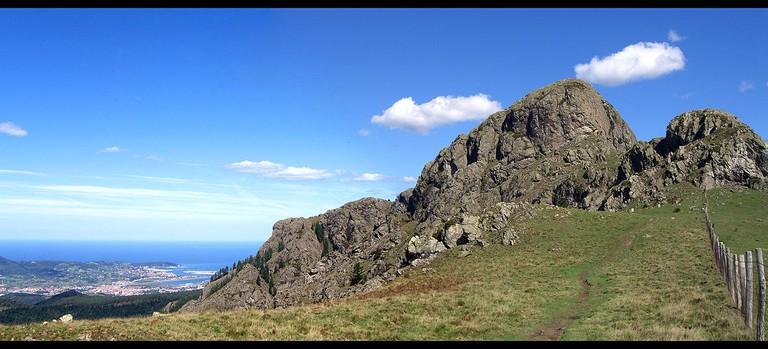 Aiako Harria Natural Park, Spain | ©Mikel Ortega / Wikimedia Commons