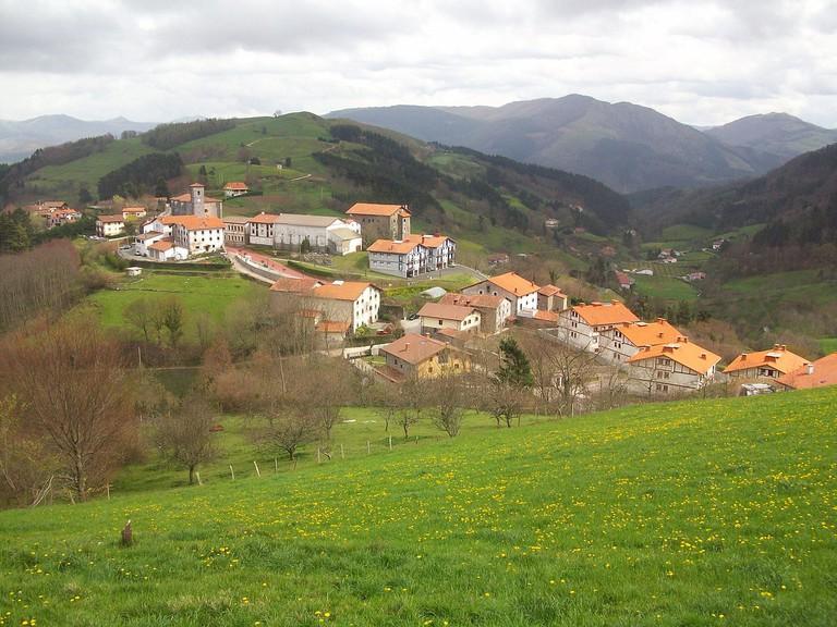Alkiza Euskal Herria, Spain   ©Euskalduna / Wikimedia Commons