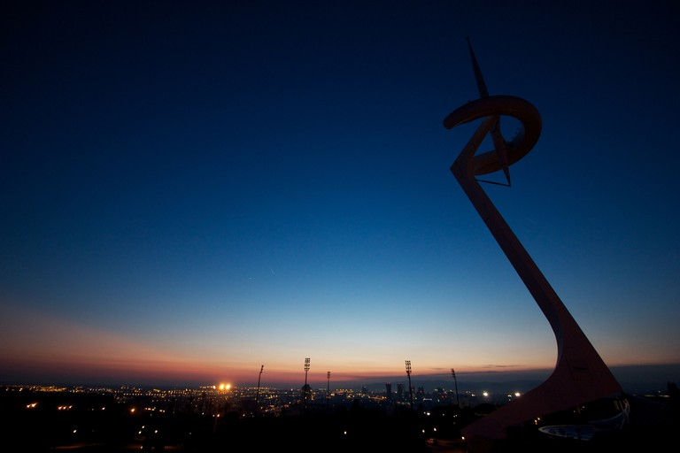 The Olympic park © Alexander Baxevanis