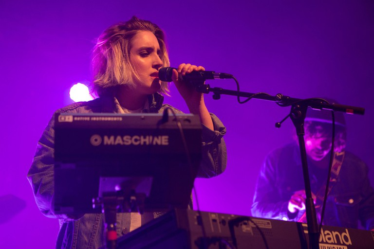 Shura is a singer and producer