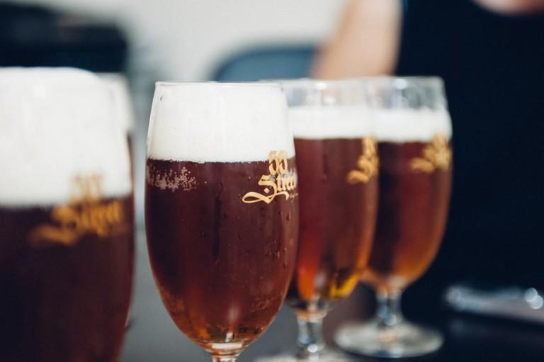 55th Street Beers | © 55th Street Brewery