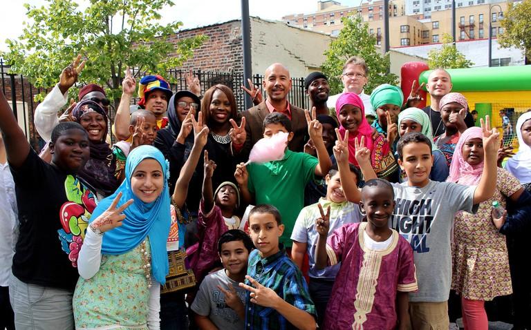 Muslim School Holiday | Ruben Diaz Jr./Flickr