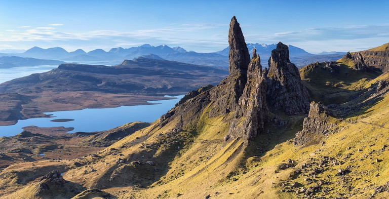 The Old Man Of Storr | © John mcsporran/Flickr