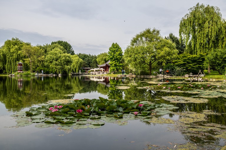 Gardens of the World, Berlin